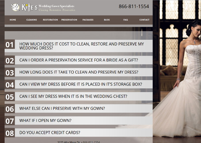 Fort Worth Wedding Gown Specialist